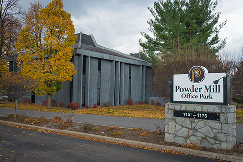 Office at Powder Mill Office Park, Rochester NY